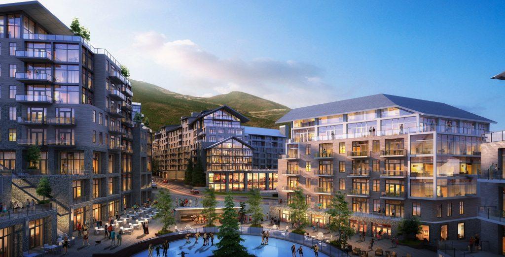 New Ski Village